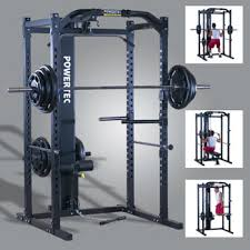 Bench For Power Rack Powertec P Pr Power Rack With P Lto Lat Tower Option Review