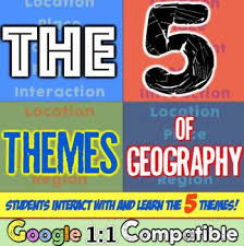 5 themes of geography lesson 5 themes of geography explore five themes of geography location