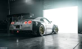 nissan gtr body kit rocket bunny nissan r35 gtr automobile pinterest nissan