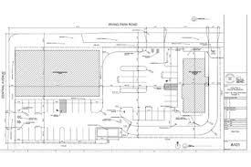 automotive shop layout floor plan drive thru auto shop layout