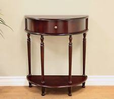 mission style console table arts crafts mission style console tables ebay