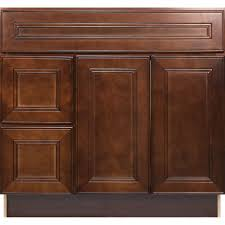 Cherry Bathroom Vanity by 36 Inch Cherry Mahogany Leo Saddle Bathroom Vanity Cabinet R