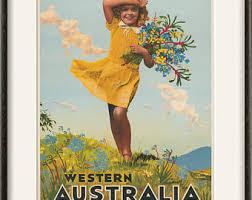 Vintage Home Decor Australia Australian Decor Etsy