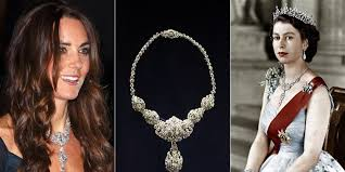 wedding gifts elizabeth dazzling diamonds kate wears elizabeth s jewels to gala