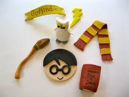 awesome harry potter cupcake toppers cupcake class pinterest
