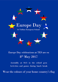 tes is celebrating europe day tallinn european school