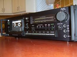 Car Audio Decks Sansui D 550m Cassett Deck High End Vintage Audio Pinterest