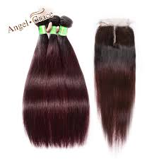 angel remy hair extensions angel grace hair ombre hair 3 bundles with