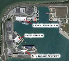 port canaveral map 19 best port canaveral images on cruise vacation