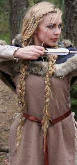 hair styles for viking ladyd melody teague peachpufff on pinterest
