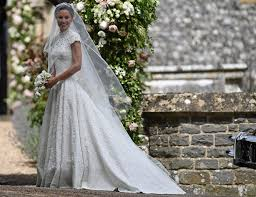 pippa middleton u0027s wedding dress makes bridal fashion history