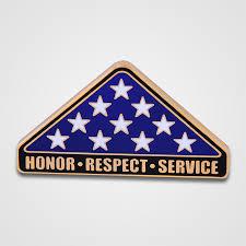 Fallen Officer Flag Fallen Hero Flag Coin U2013 Symbol Arts