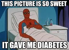 Meme Sweet - this picture is so sweet it gave me diabetes amusing pinterest