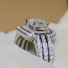 moissanite wedding sets moissanite wedding ring sets mindyourbiz us