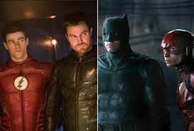 Justice League Was Tv S Arrowverse Crossover Better Than Justice League