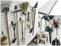 Diy Garden Tool Storage Ideas Diy Garden Tool Organizer Storage Ideas Projects Garden Tool