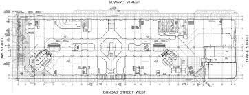 eaton centre floor plan city says atrium on bay can expand upwards and outwards urban toronto