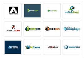 free psd logo templates exol gbabogados co