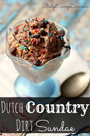 dutch country dirt sundae recipe u2013 marie recipe budget savvy diva