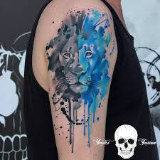 22 stunning watercolour tattoos tattoo map com everything