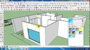 create floor plan in sketchup how to import and model an autocad floor plan in sketchup youtube