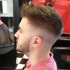 mid taper fade haircut latest men haircuts