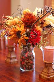 fall flower arrangements home decorating ideas