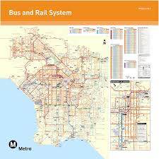 Metro Rail Dc Map by