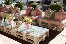 How To Make Patio Furniture Out Of Pallets Lounger Sets U2013 Kingdom Pallet Creations
