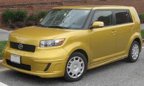 scion xb wikipedia