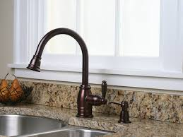 Biscuit Kitchen Faucet Faucets Bronze Cintinel Com