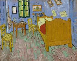 Vincent Van Gogh Bedroom | the bedroom the art institute of chicago