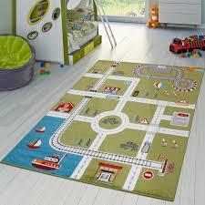 teppich f r kinderzimmer kinderzimmer teppich mit design city hafen stadt real