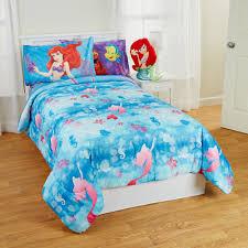 Tinkerbell Rug Ariel Bedroom Set Mermaid Design Disney Little Mermaid Comforter