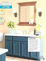 painting bathroom cabinets color ideas paint bathroom cabinets helloburgh me