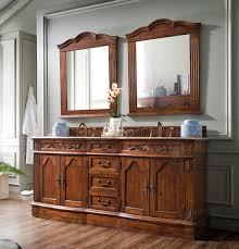 Cherry Vanity James Martin Amalfi Double 72 Inch Traditional Bathroom Vanity