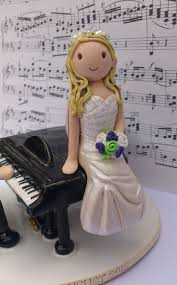 piano cake topper wedding cake toppers musical wedding cake toppers