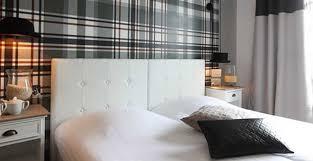 chambre contemporaine blanche chambre adulte moderne en noir et blanc studio sd photo n 91