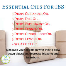 6 essential oils for irritable bowel syndrome ibs enjoy