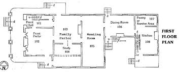 mansion floor plans historical society of quincy and county wood mansion