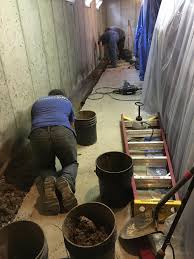 wet basement we have interior waterproofing systems that work