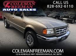 2003 ford ranger for sale used 2003 ford ranger for sale in hendersonville nc 28791 coleman