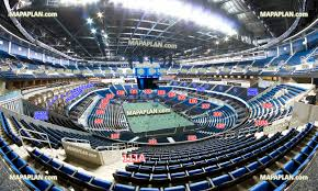Key Arena Floor Plan Amway Center Seat U0026 Row Numbers Detailed Seating Chart Orlando