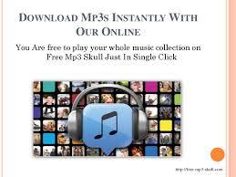 Mp3 Juice Free Mp3 Skull Provides The Best Mp3 Juice Pdf Flipbook