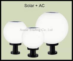 solar led light for globes 36 00 buy here solar led outdoor waterproof pillar l lights