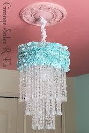 Chandelier Light For Girls Room 478 Best Shabby Chic Little Girls Rooms Images On Pinterest