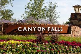 Subway Flower Mound Tx - new home community information canyon falls 60s persimmon