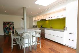 modern white kitchens with colour kitchen sourcebook