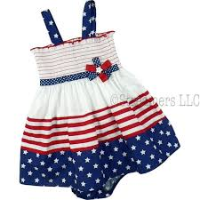 4th july dresses infant 4th of july dress sets by bonnie