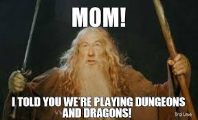 Dungeons And Dragons Memes - dungeons dragons past present and future the royal museum of